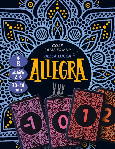 Board Game: Allegra