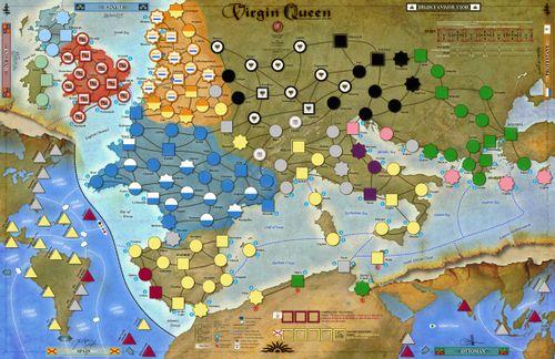 Most beautiful Board/Map in Wargaming   Wargames   BoardGameGeek