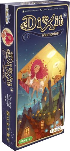 Board Game: Dixit: Memories