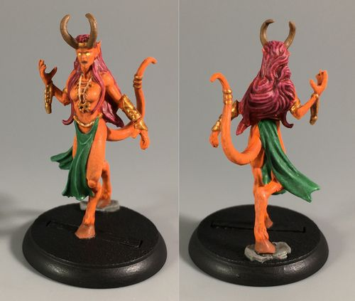 Board Game: Shadows of Brimstone: Hellfire Succubi Mission Pack