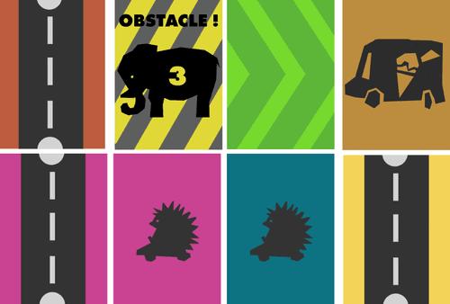Board Game: Ravioli Roadhogs