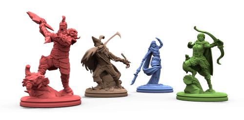 Board Game: Sanctum