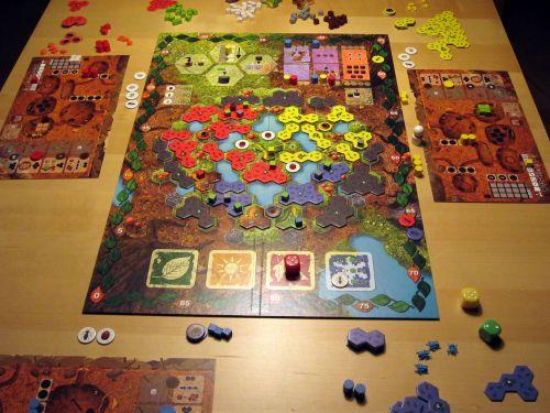 Board Game: Myrmes