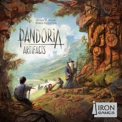 Board Game: Pandoria: Artifacts