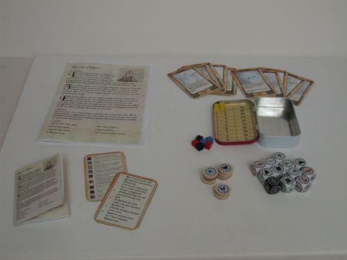 Board Game: Throne Maker