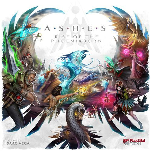 Board Game: Ashes: Rise of the Phoenixborn