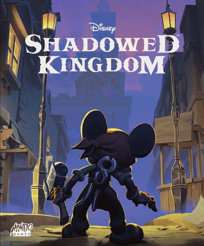 Board Game: Disney Shadowed Kingdom