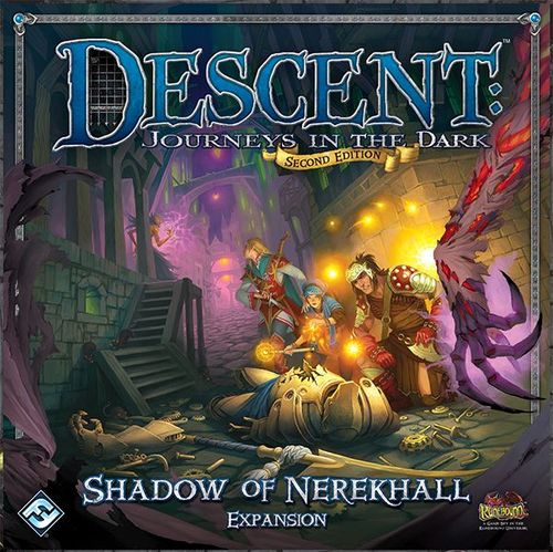 Journeys in the Dard (Secondo Edition)- Shadow of Nerekhall