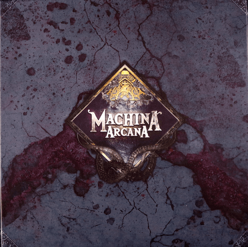 Machina Arcana box cover (2nd edition)