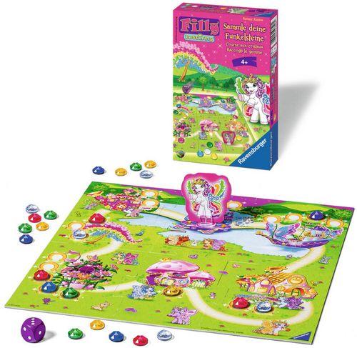 Board Game: Filly Butterfly: Sammle deine Funkelsteine