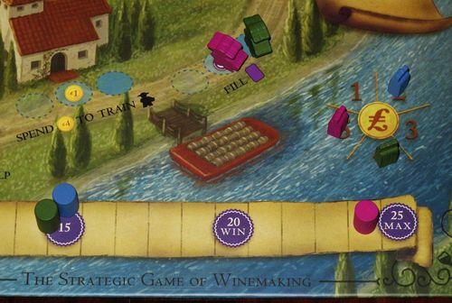 Board Game: Viticulture