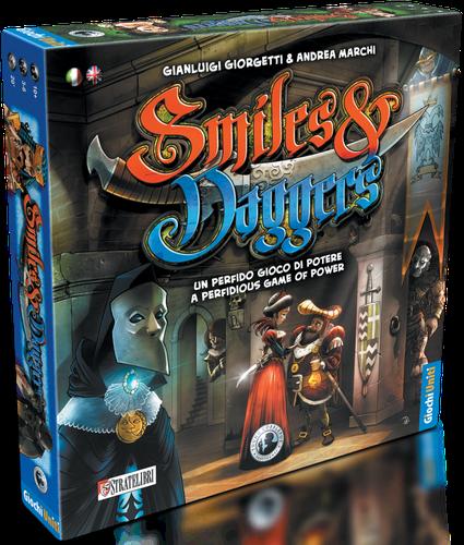 Board Game: Smiles & Daggers