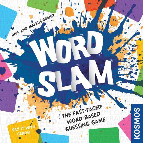 Board Game: Word Slam