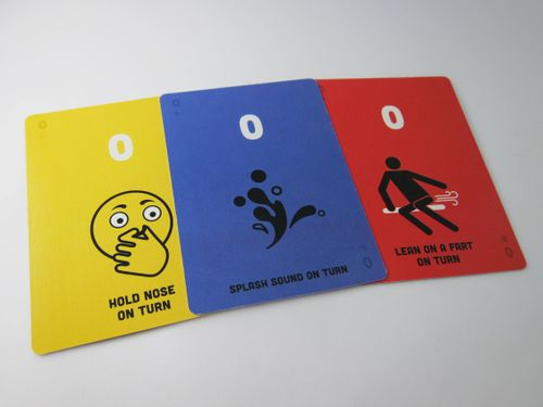 Board Game: POOP: The Game