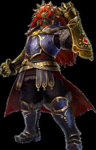 Character: Ganondorf