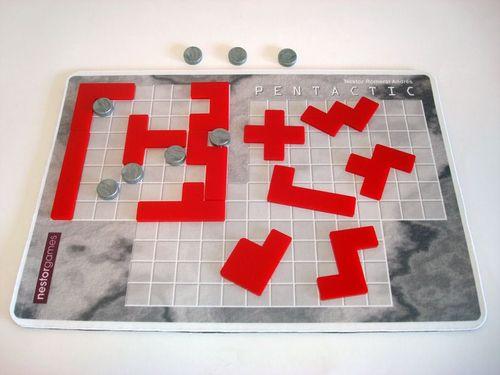 Board Game: Pentactic