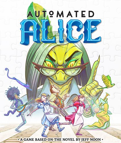 Board Game: Automated Alice