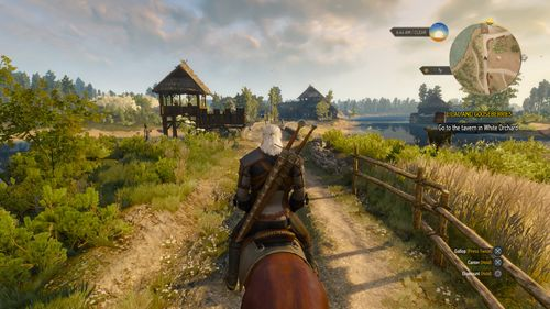 Video Game: The Witcher 3: Wild Hunt
