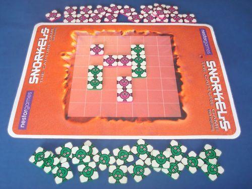 Board Game: Snorkels