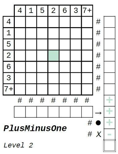 Board Game: PlusMinusOne