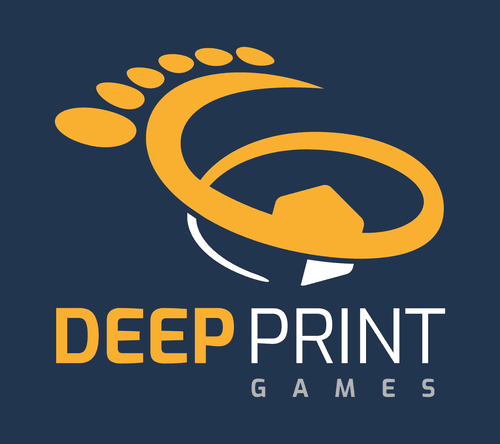 Board Game Publisher: Deep Print Games