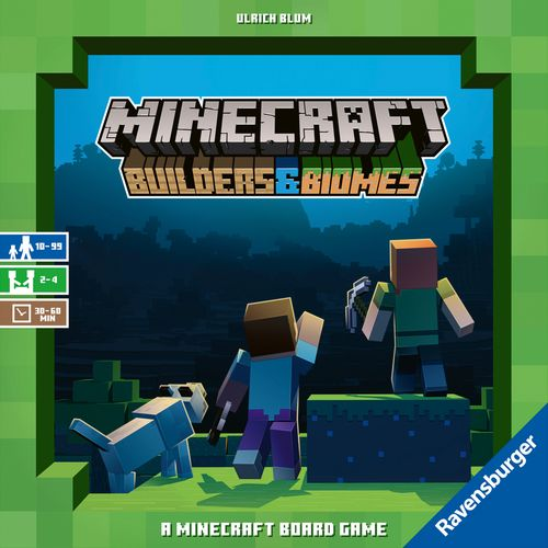 Minecraft Builders Biomes Challenges Players To Build On