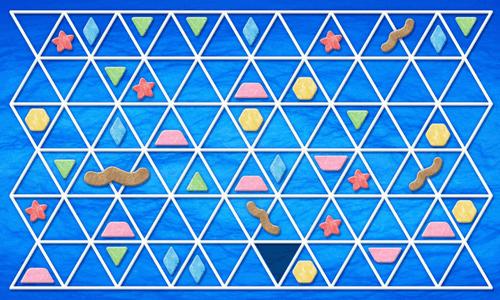 Board Game: Let Them Eat Shapes