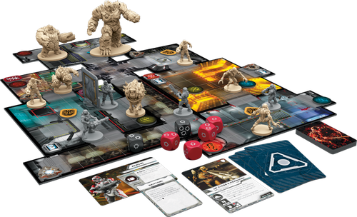DOOM: The Board Game x Doom: The Boardgame - a