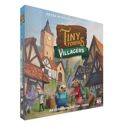 Board Game: Tiny Towns: Villagers