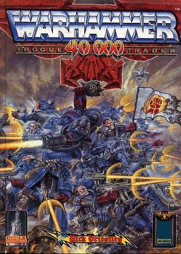 Board Game: Warhammer 40,000: Rogue Trader