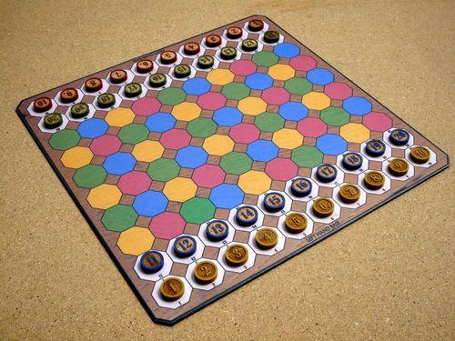 Board Game: Colorito