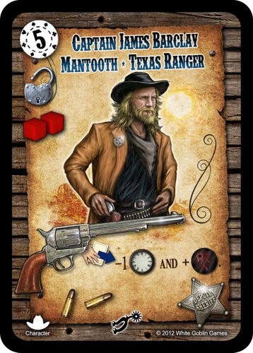 Hunt The Man Down Expansion Board Game by White Goblin Games Board Games Games Revolver