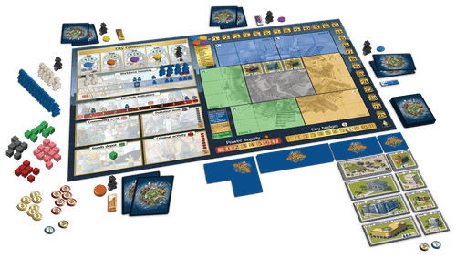 Board Game: City Council