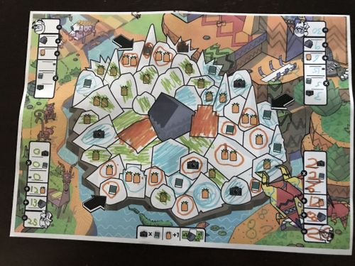 Board Game: Combo Color: Print & Play Demo