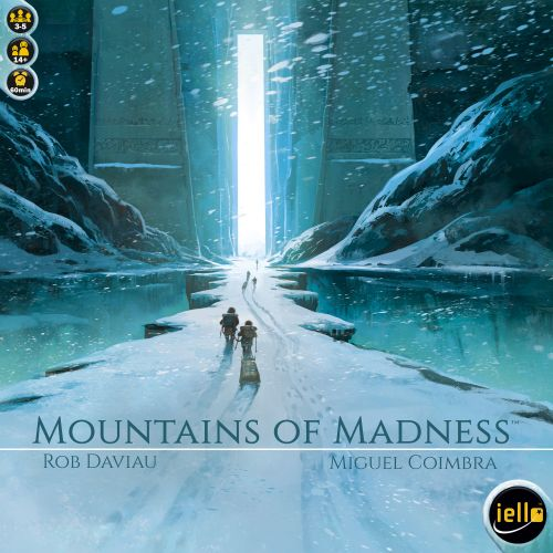 Gaming Bits: Mountains of Madness Review | Mountains of