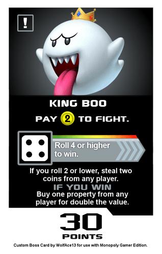 New Custom Bosses!   Monopoly Gamer   BoardGameGeek