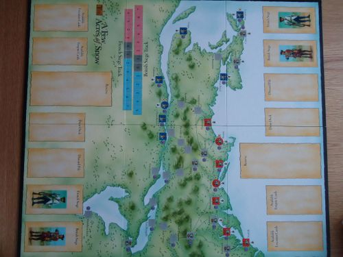Board Game: A Few Acres of Snow