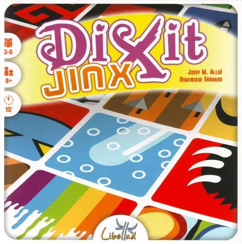 Board Game: Dixit Jinx