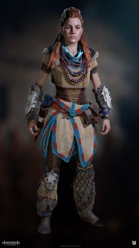 Character: Aloy