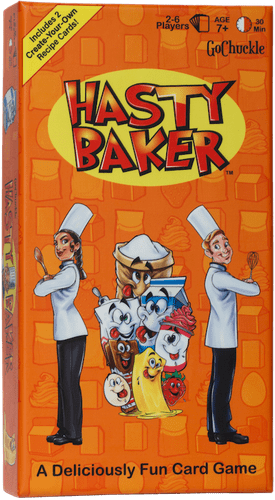 Board Game: Hasty Baker