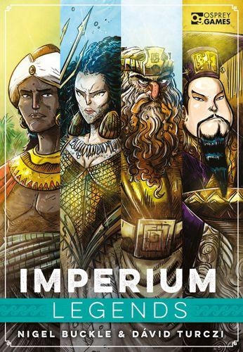 Board Game: Imperium: Legends
