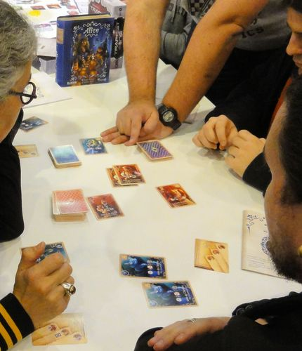 Board Game: Alice
