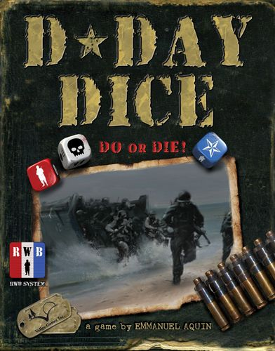 Board Game: D-Day Dice
