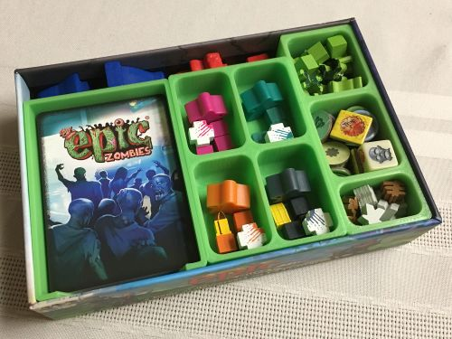 Board Game: Tiny Epic Zombies