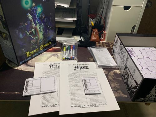 Solo RPGs on Your Table - July 2019 | RPGGeek
