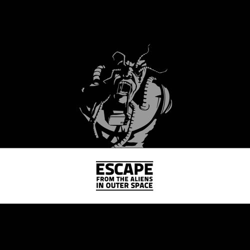 Board Game: Escape from the Aliens in Outer Space