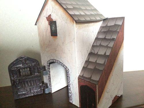 Miniature Games Construction Yard | BoardGameGeek