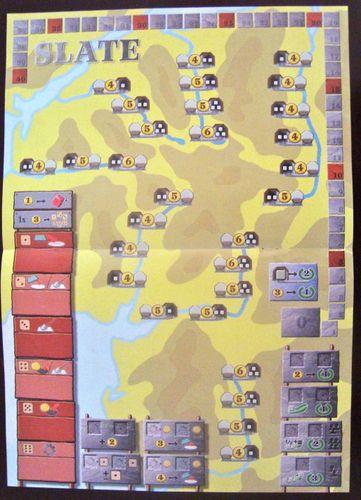 Board Game: Slate