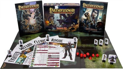 The Best Complete Intro RPG Kit | Pathfinder Roleplaying
