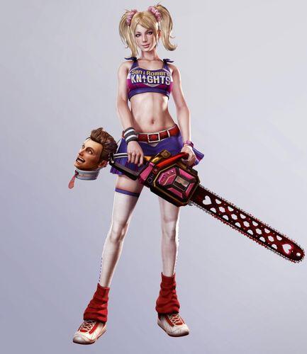 Character: Juliet Starling